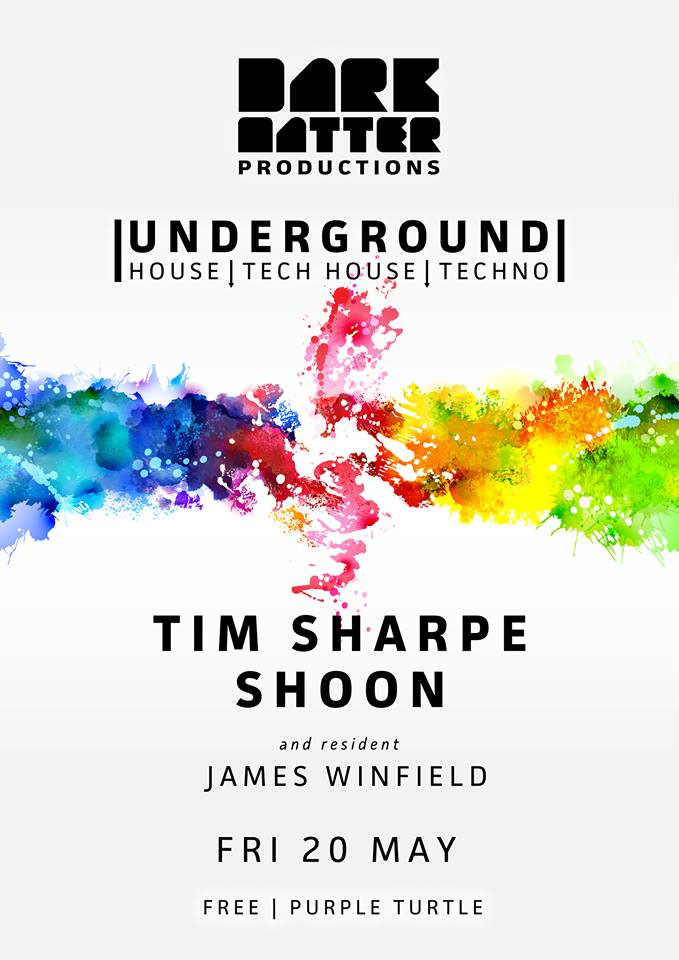 Next Event That James Winfield Is DJing At